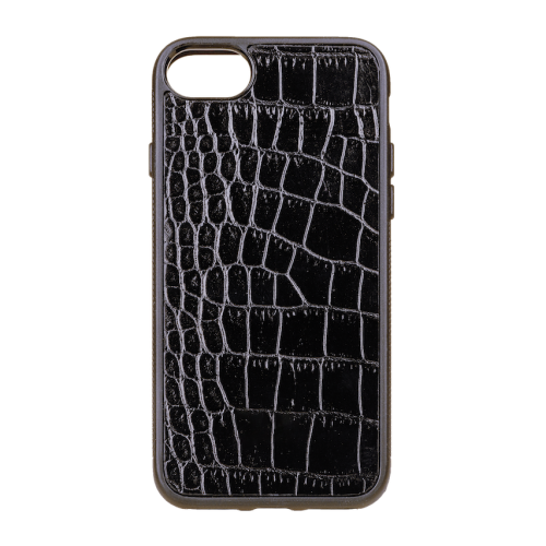 <p><b>iPhone 7/8 Case</b><br>Textured Crocodile Leather</p>