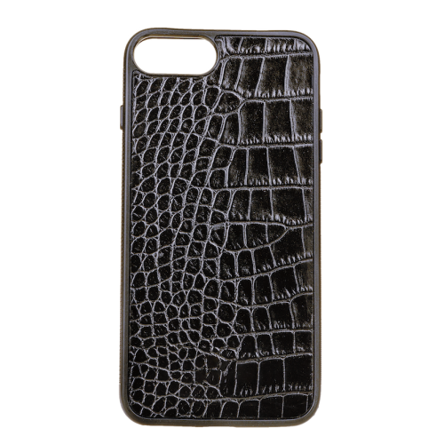 <p><b>iPhone 7/8 Plus Case</b><br>Textured Crocodile Leather</p>